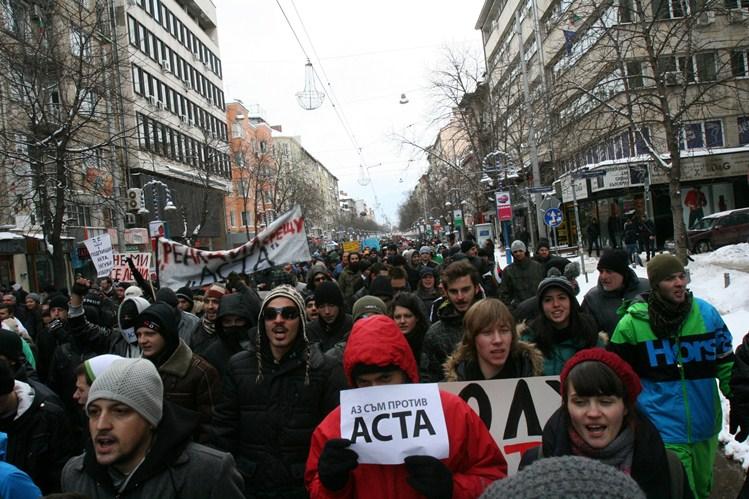 Не на ACTA